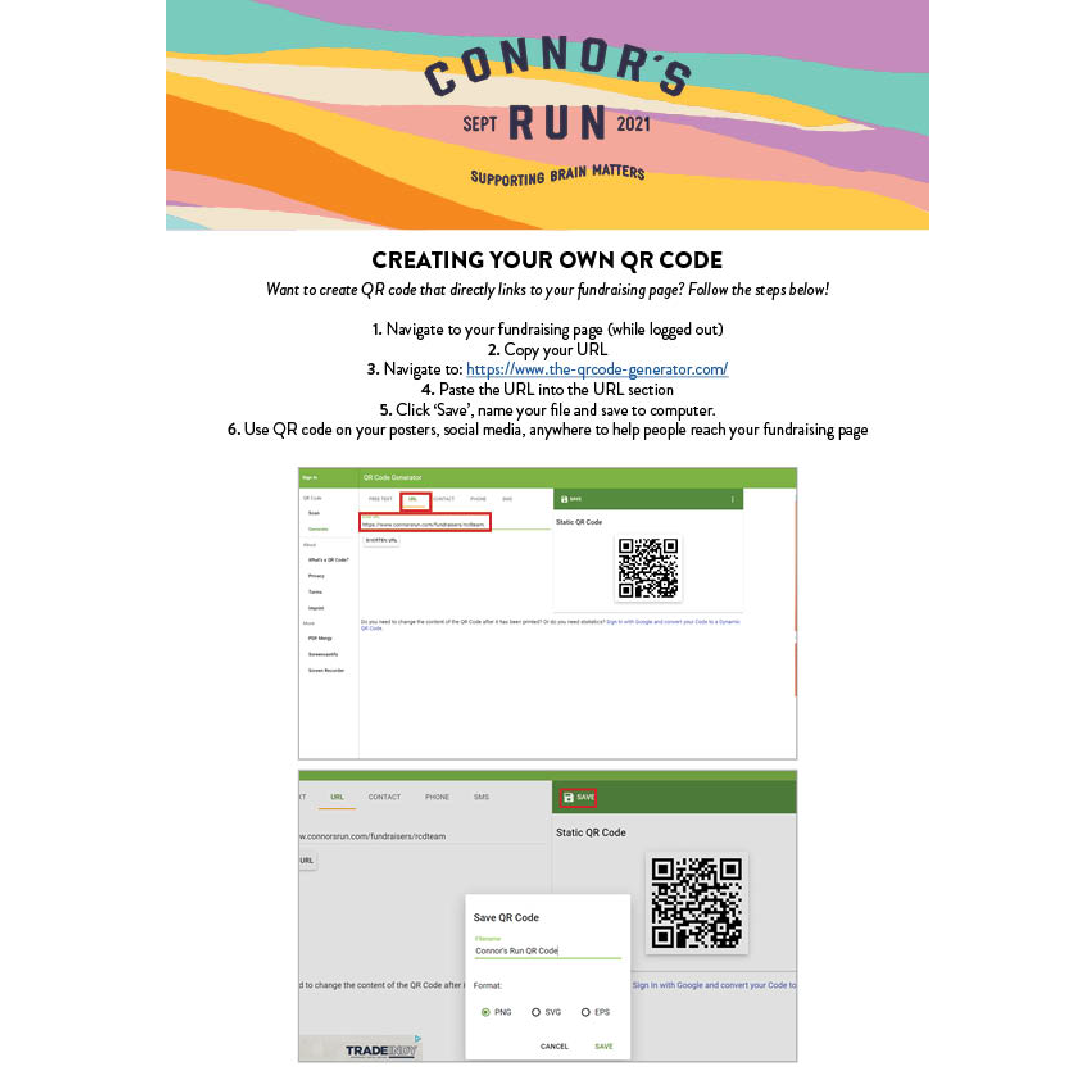 Creating Your Own QR Code